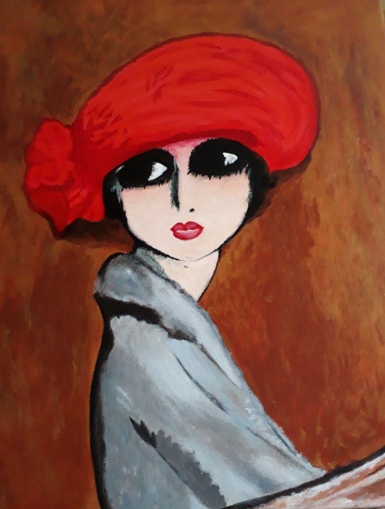 Schilderijen Cees Van Dongen Google Search Portrait