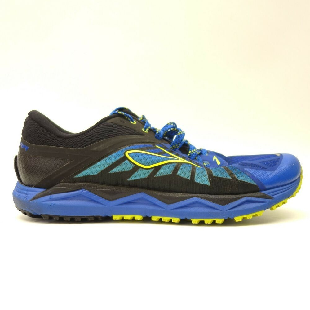 to buy outlet 2018 sneakers Brooks Mens Caldera Size US 11.5 EU 45.5 Off Road Trail ...