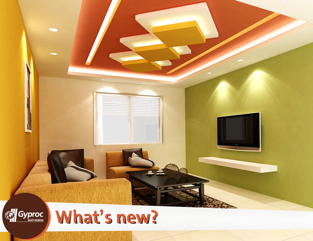 Bedroom False Ceiling Design Image By Gyproc India On What