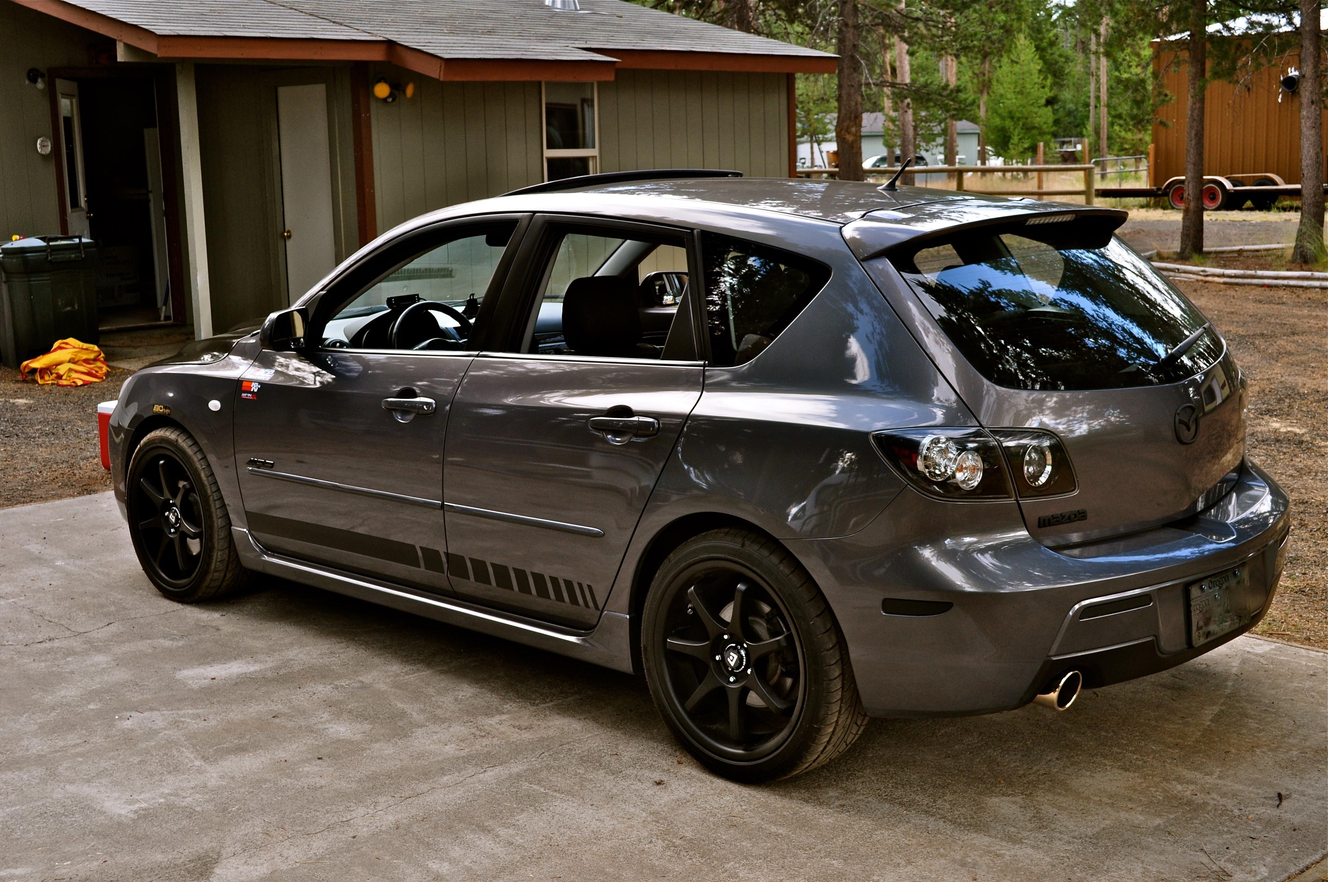 Oefvet0716 2007 Mazda Mazda3 16360471