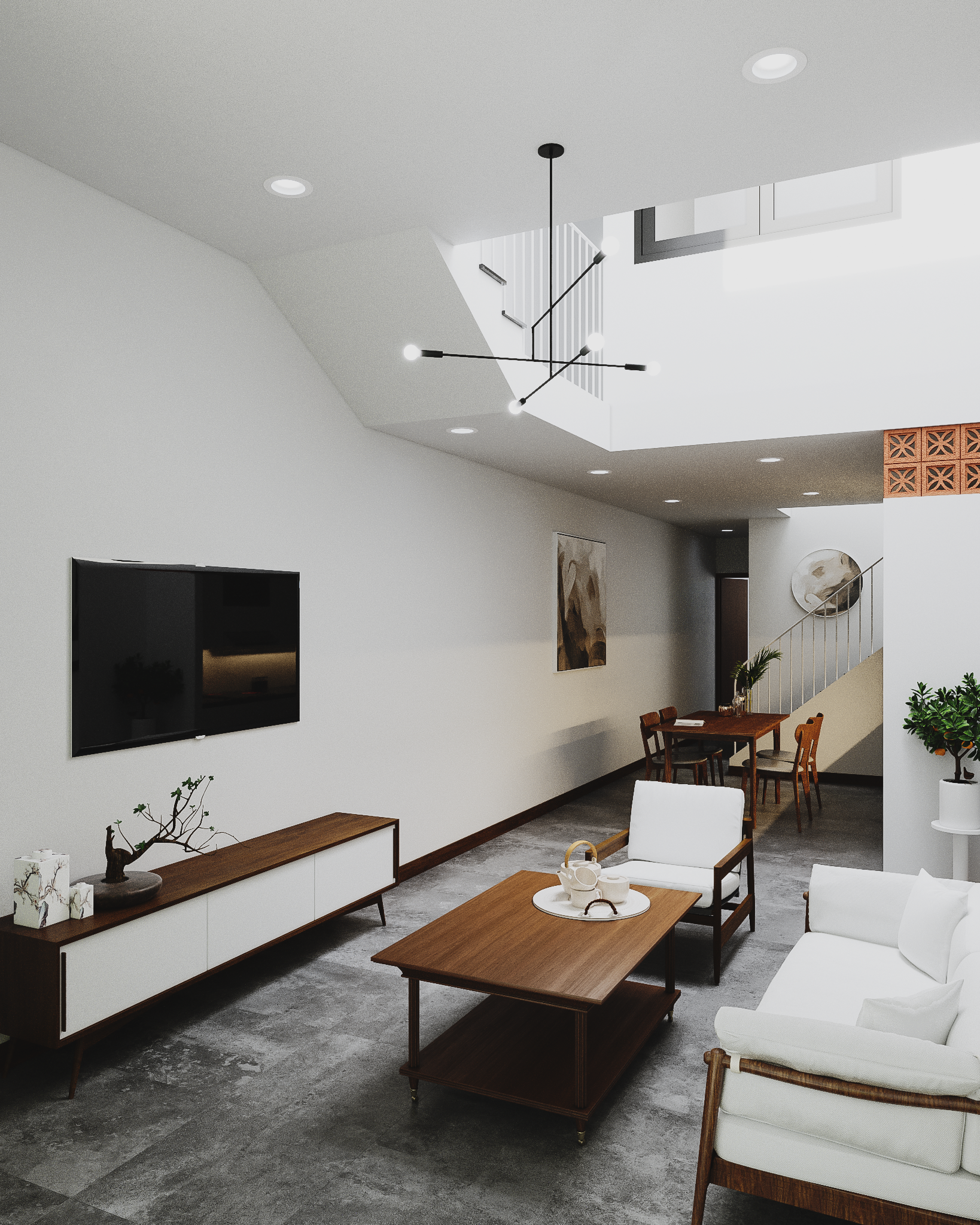 Free Room Design Tool: Whi-ti House Visualization And Design By Duy Huynh. Tools