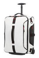4960f7b11a59 Samsonite Paradiver Light 2 Wheel 55cm Cabin Backpack - White ...