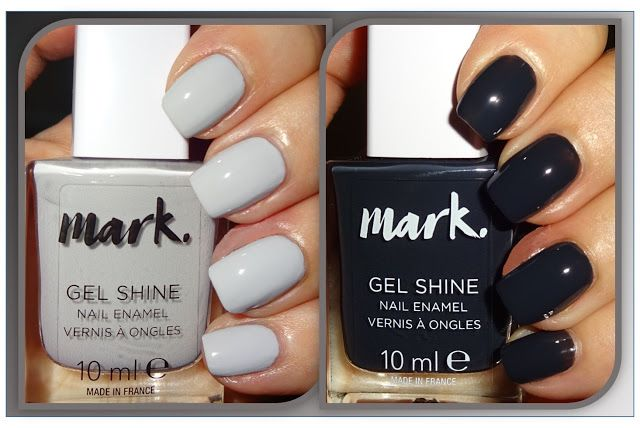 The New Sassy Floral Collection From Avon S Mark Gel Shine Range Avon Nails Avon Nail Polish Avon Mark