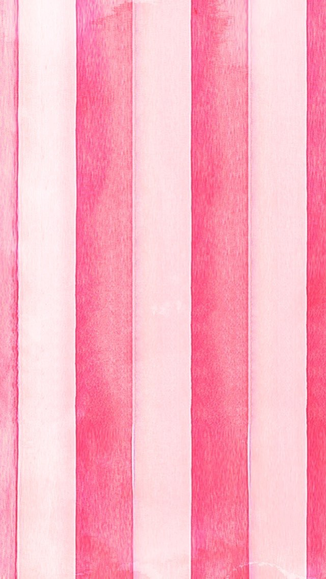 Victoria Secret Pink White Iconic Stripes Wallpaper Background IPhone