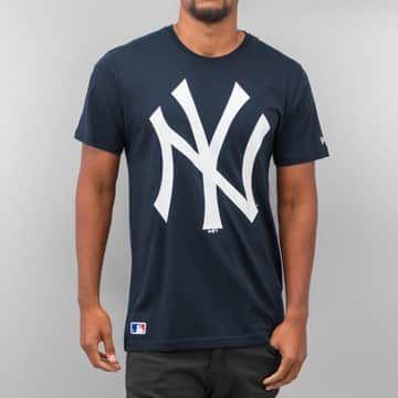 New Era T-Shirt blau