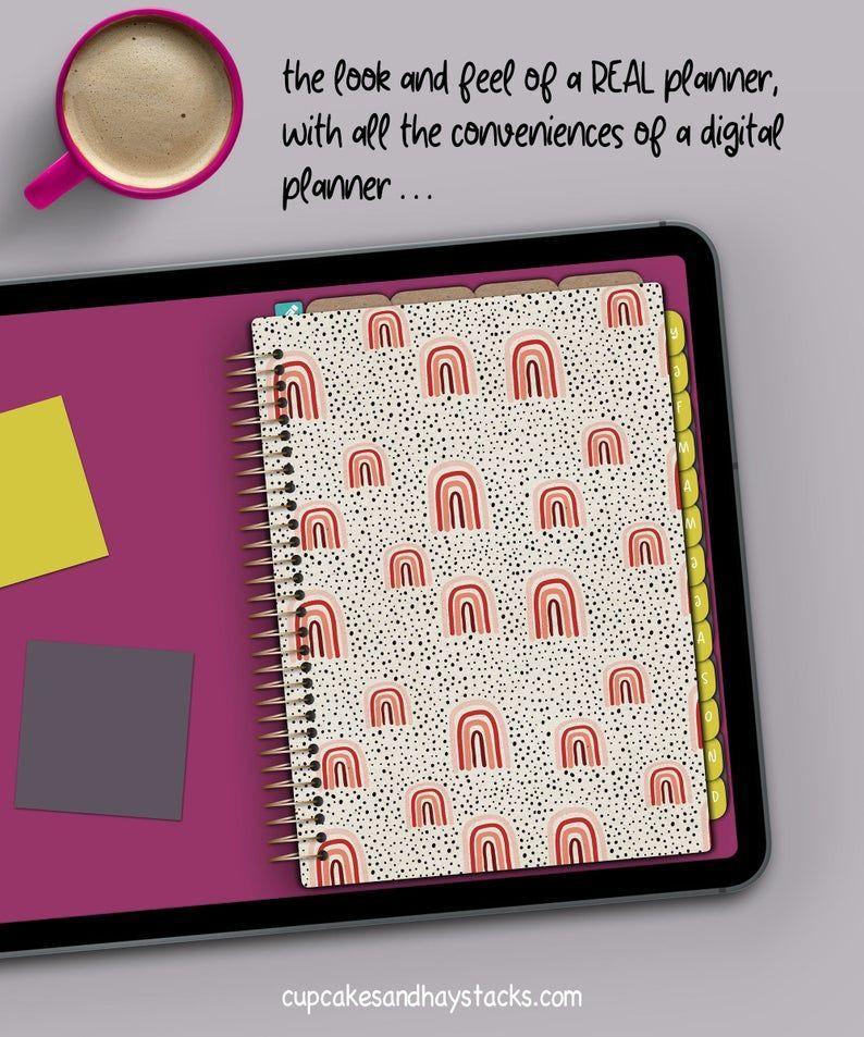 Digital Planner, Kugel Digital Journal, iPad Planner, Goodnotes Planer, Bibel Journaling,
