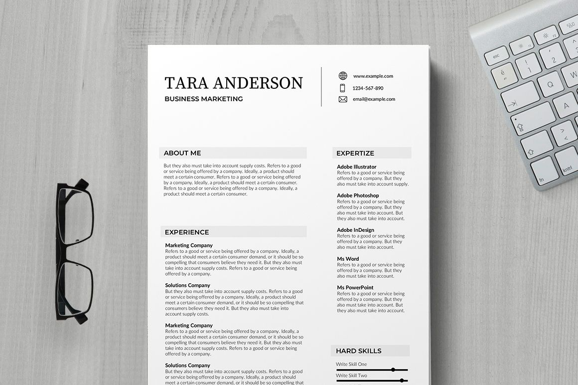 Free 31 Best Resume Templates For 2019 (With images
