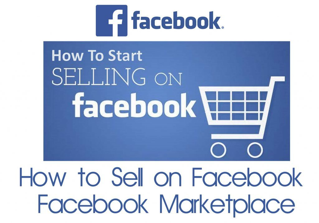 how to sell items on your facebook page