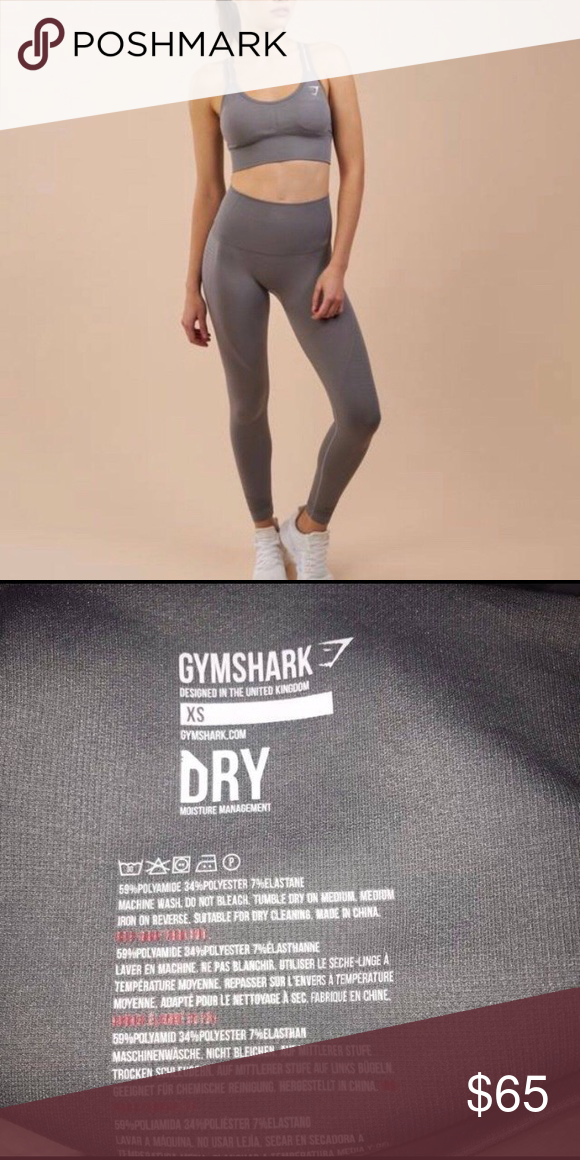 ba04254b583946 Gymshark legging New never worn Without tags Size xs Sold out on website !! Seamless  Legging gymshark Pants Leggings
