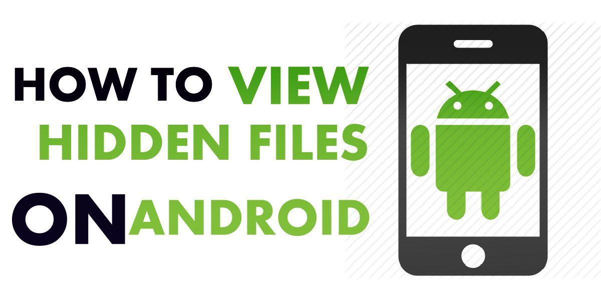 to android hidden apps on How view