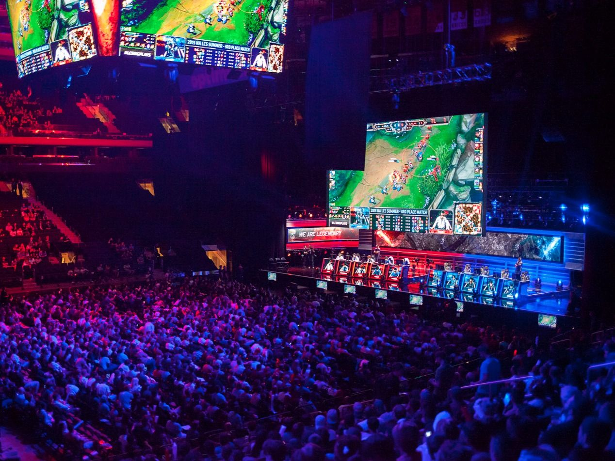 League Of Legends Madison Square Garden MyWebRoomu0027s Top 10: From Walking  Dead To Bionic Hands | Blog | MyWebRoom