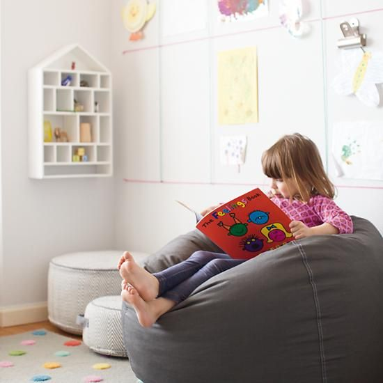 Lovely And You Brought A Wall Clip (Set Of 3). Beanbag ChairKid ...