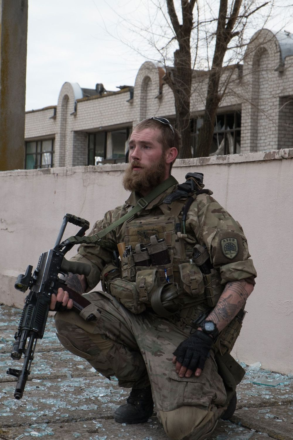 Fighters Europe Com: Meeting The European Fighters At War In Ukraine