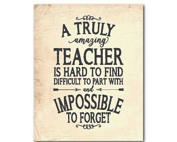 how to become an amazing teacher