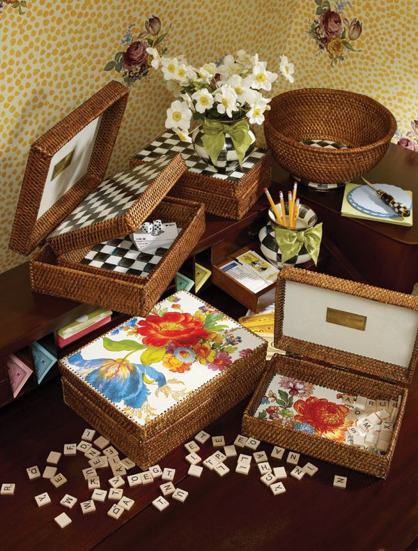 Storage Boxes Are Great For The Ultimate Tidier Craft