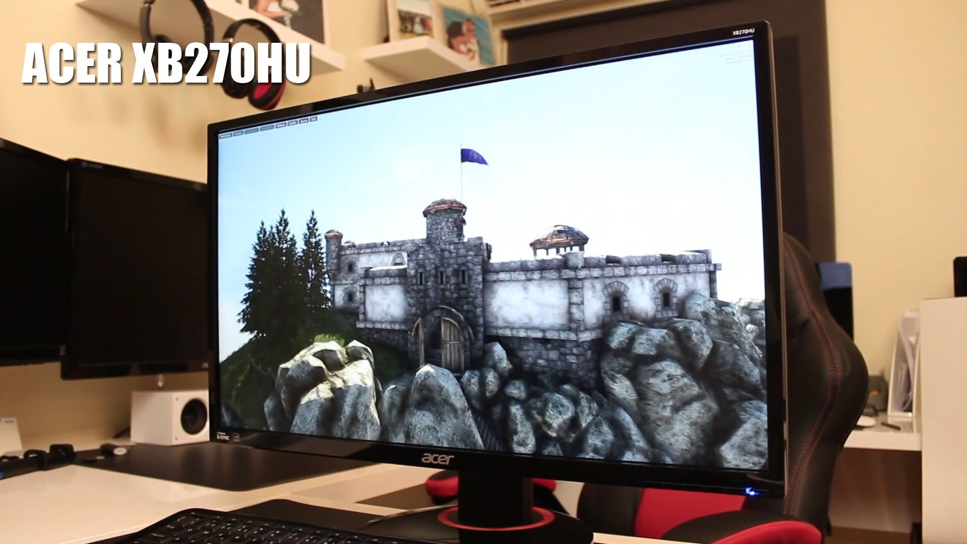 ACER XB270HU Setup, Overview & Opinion