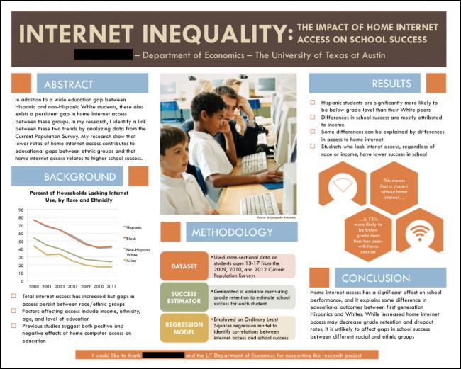 Poster Samples School Of Undergraduate Studies Media Website