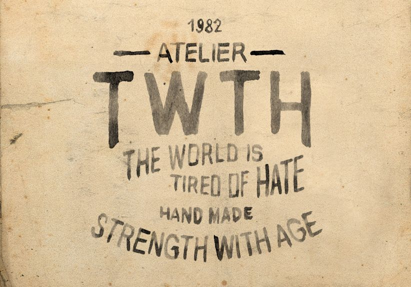 The World is Tired of Hate- Atelier by BMD Design