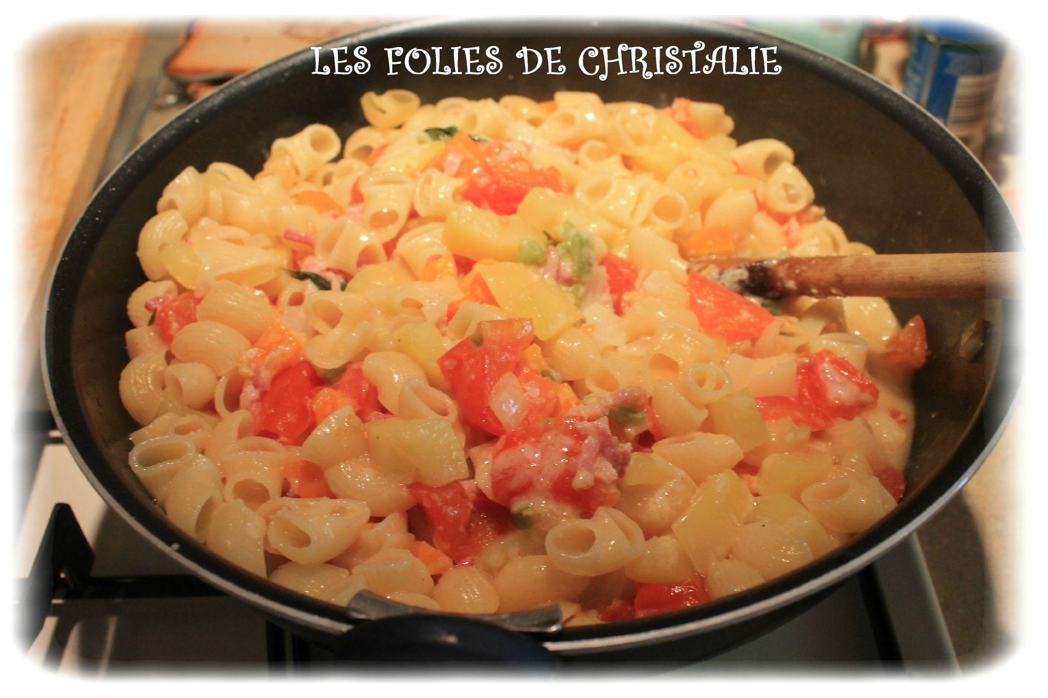 One pot pasta 5