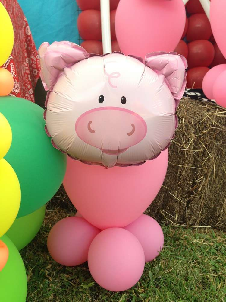 Farm/Barnyard Birthday Party Ideas   Photo 31 of 33   Catch My Party