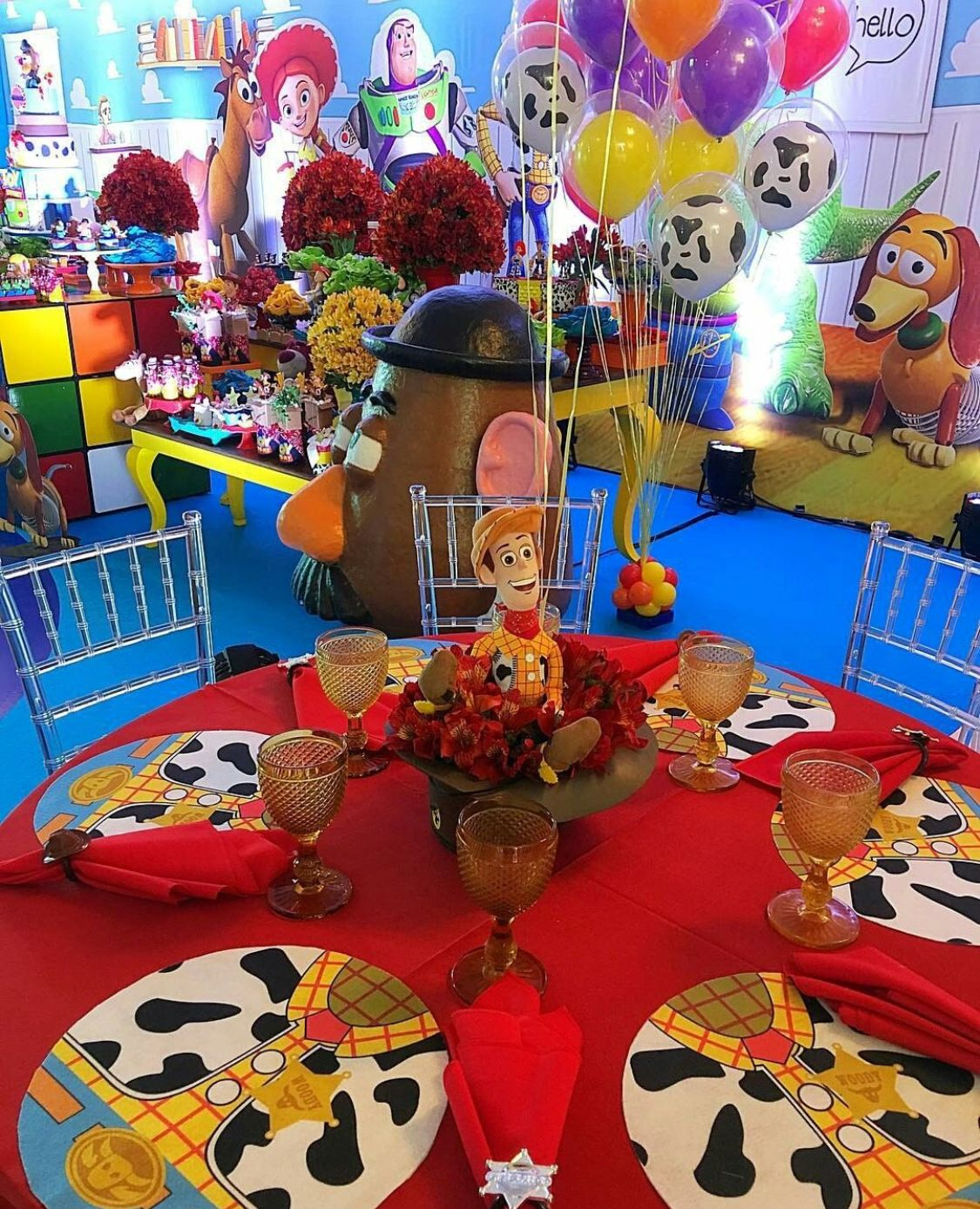 Toy Story Woody Woody Table Decor Toy Story Woody Table Decor Woody Decorations Toy Story Woody Centerpieces Woody Centerpieces