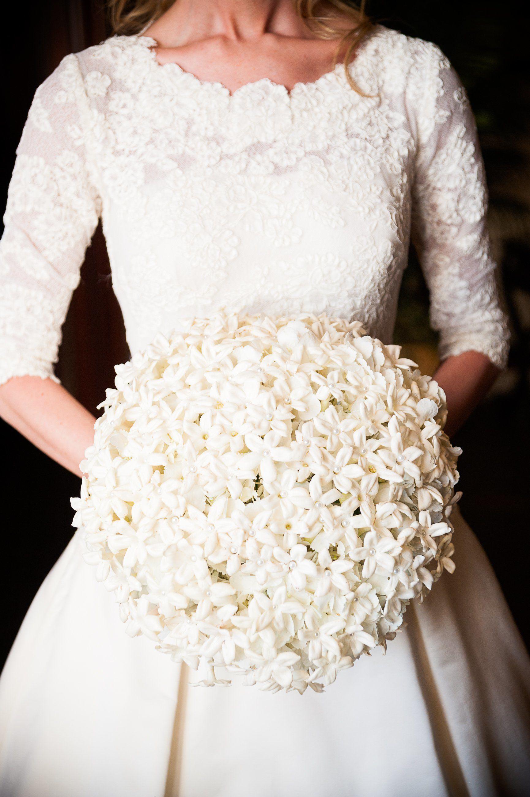 Stephanotis Bridal Bouquet