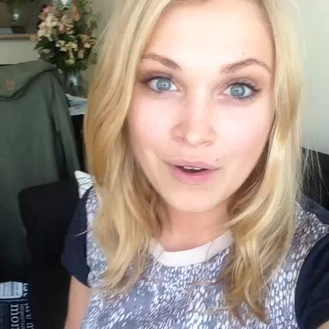 Vine by Eliza Jane Taylor is smarter with glasses on
