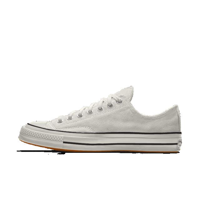 Converse Custom Chuck 70 Suede Low Top Shoe. Nike.com  f0777e9a1
