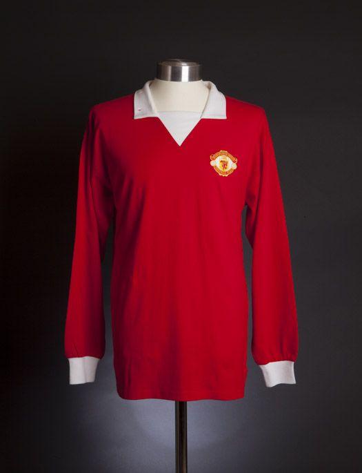 45d13ffc0 Manchester United 1973 Long Sleeve shirt