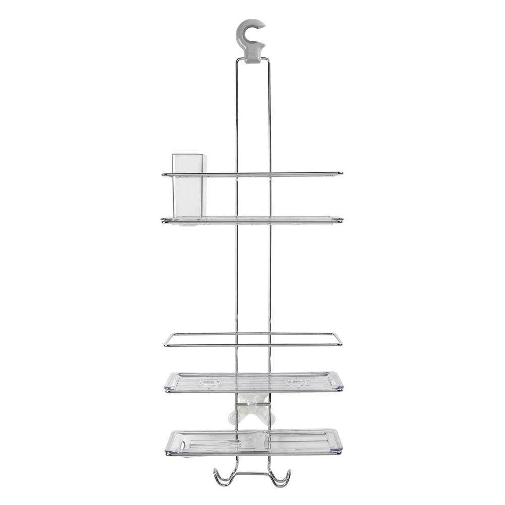 Extra Tall Shower Caddy | Bathroom Utensils | Pinterest | Utensils ...