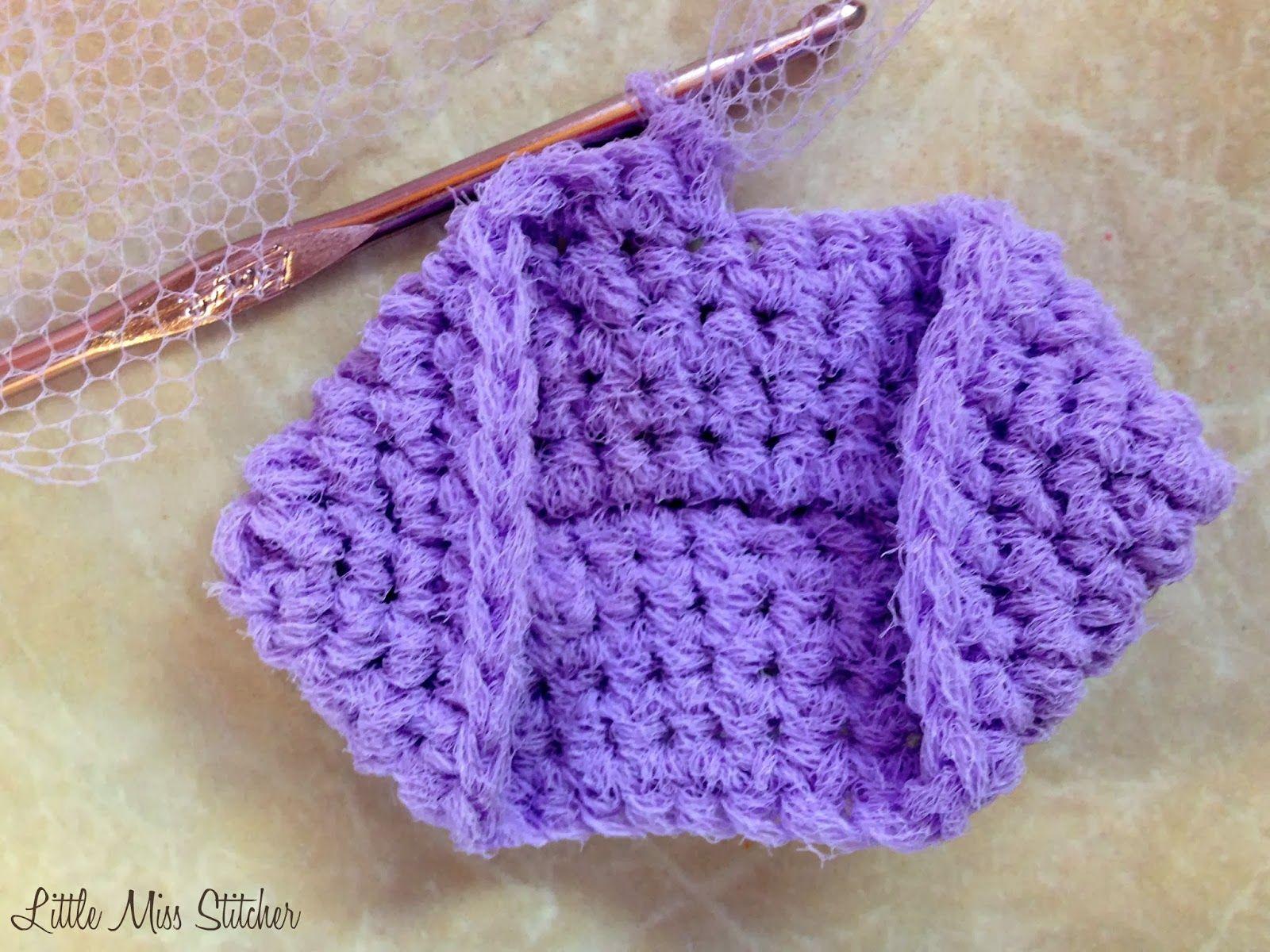 Little miss stitcher little crochet square scrubbie net little miss stitcher little crochet square scrubbie bankloansurffo Gallery