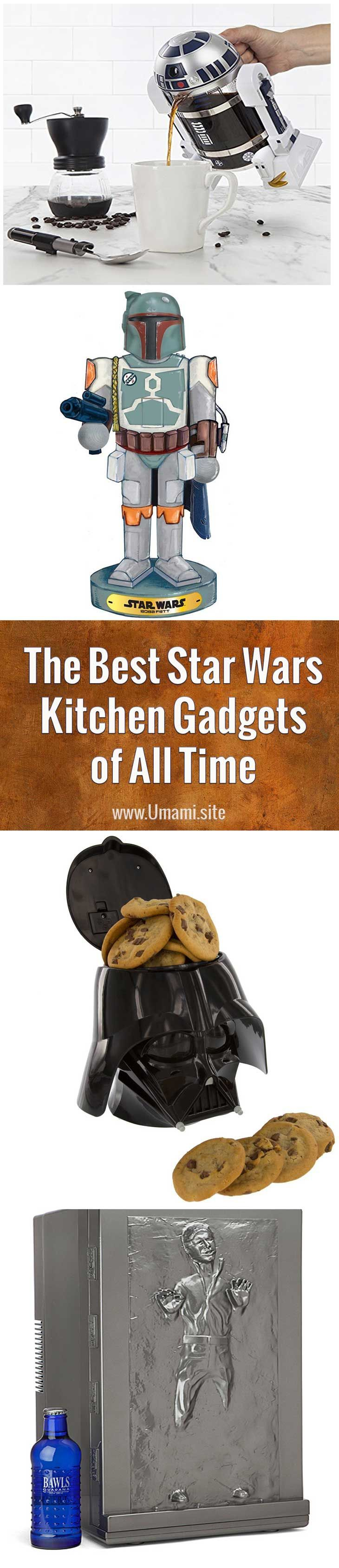 learn to cook like a jedi and drink like a wookiee with the best