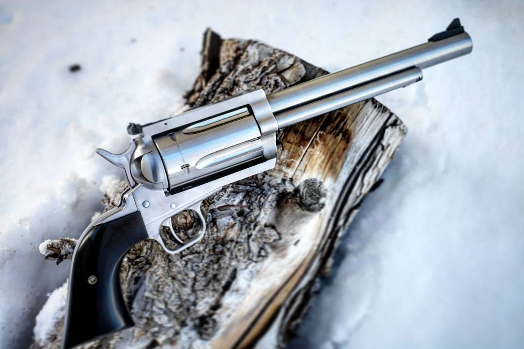 For Sale Dm Me If Interested Magnum Research Bfr Chambered In