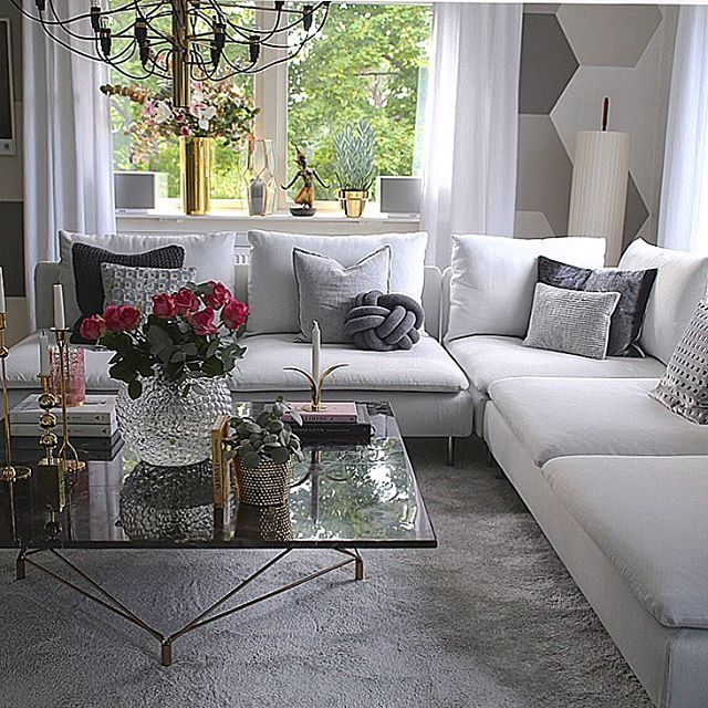 Rental Apartment Living Soderhamn Sofa By Voyage In Design | Room To Relax  | Pinterest | Rental Apartments, Voyage And Apartments