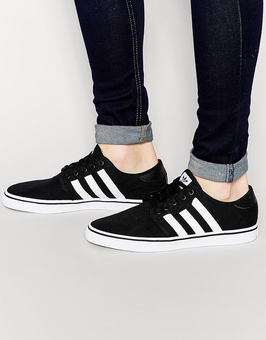 adidas Originals Seeley Sneakers F37427 | Sneakers fashion