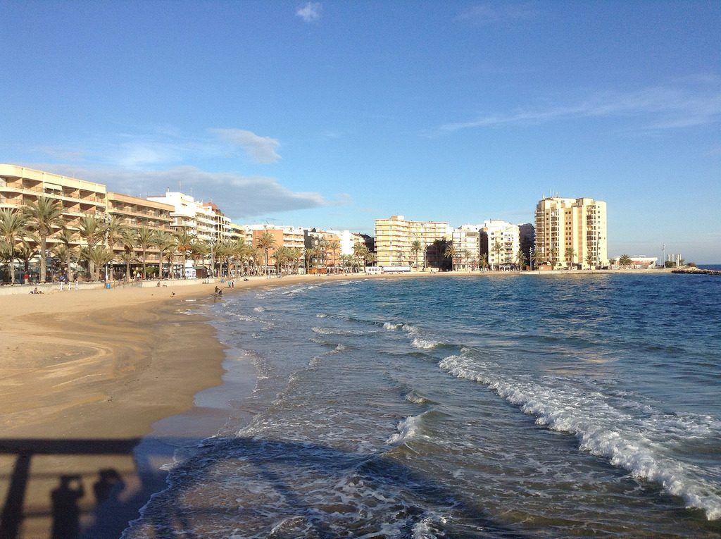 Pin By Julie Babis Calkins On Places I Went Torrevieja Spain Spain Travel Spain