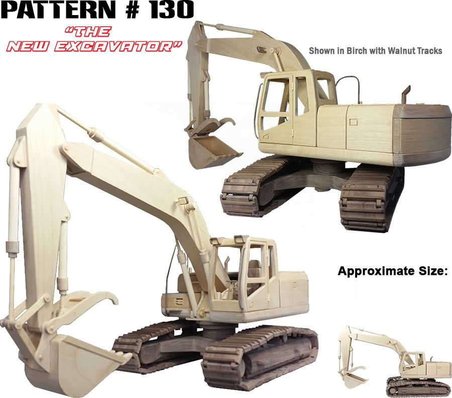 Toys And Joys Woodworking Plans : Wooden toy plans patterns models and woodworking