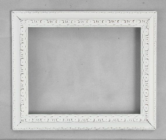 ORNATE FRAME 8x10 Beautiful Distressed Shabby by ThePictureHook ...
