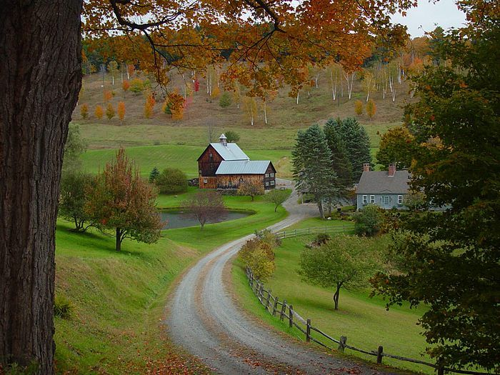 Gallery For > Country Roads Wallpaper   COUNTRY BACK ROADS ...