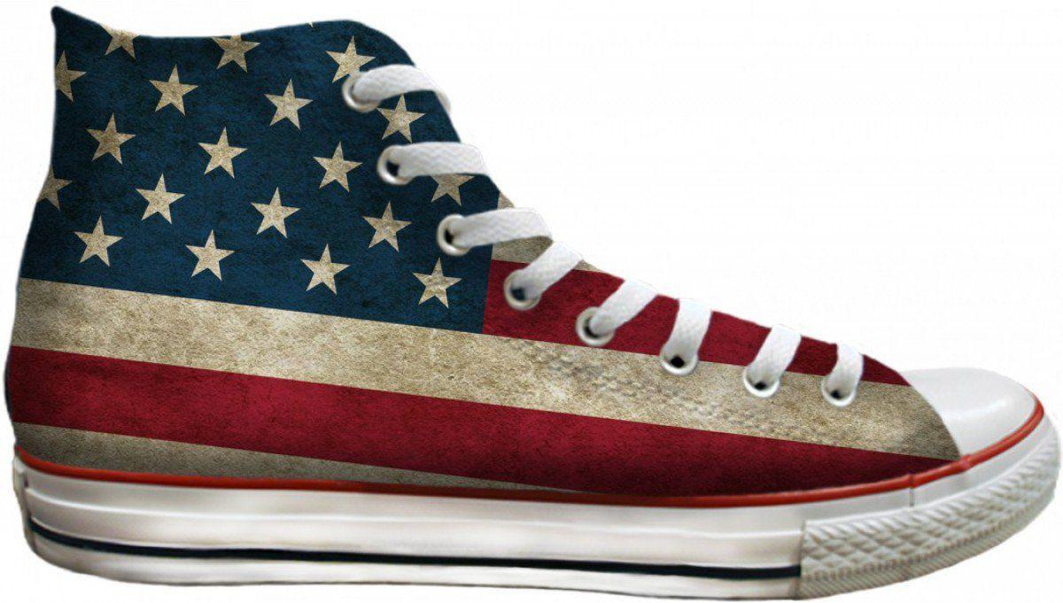 464df1189d38 Baggins Original Hi Top Flag of USA in 2019