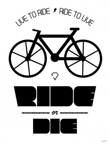 Ride Or Die With Images Bicycle Art Recycled Bicycle