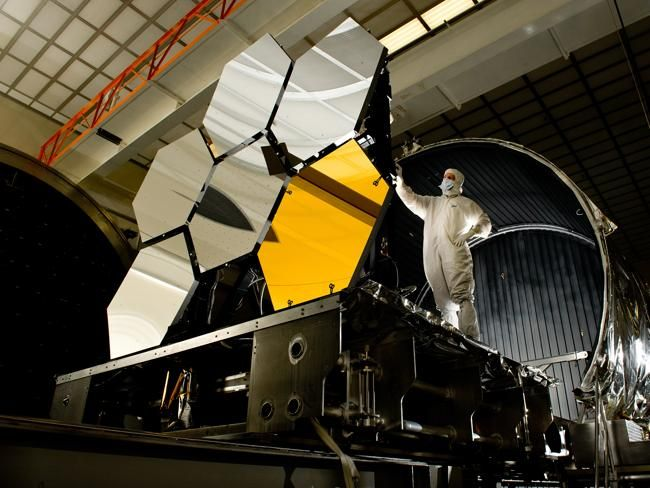 Powerful new space telescope | News.com.au