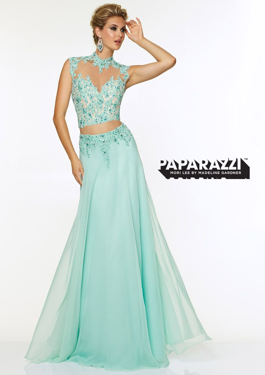 New for PROM 2015! Paparazzi gown from Mori Lee by Madeline ...