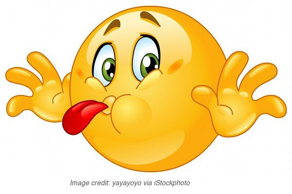 Image result for emoji blowing a raspberry
