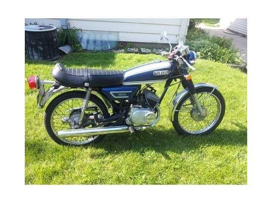 1972 Yamaha