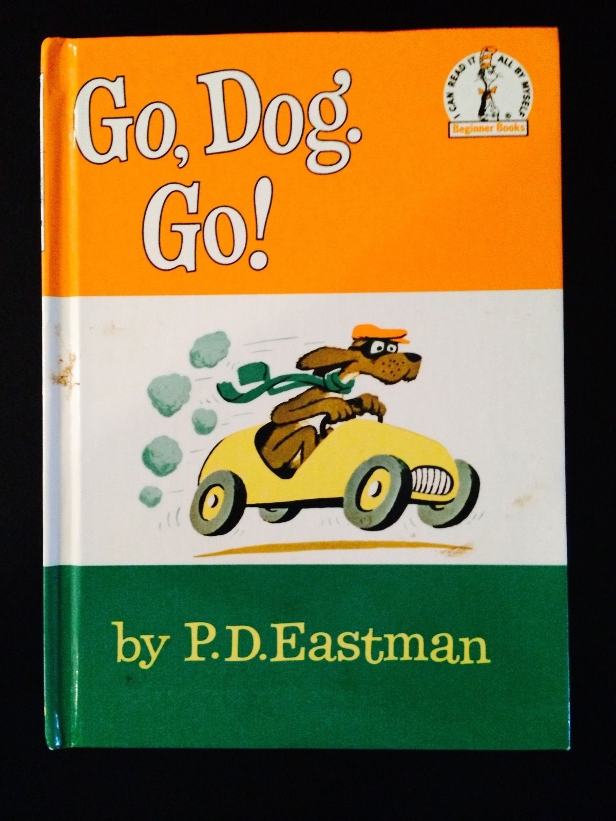 Dr Seuss S Beginner Book Go Dog Go By Pd Eastman