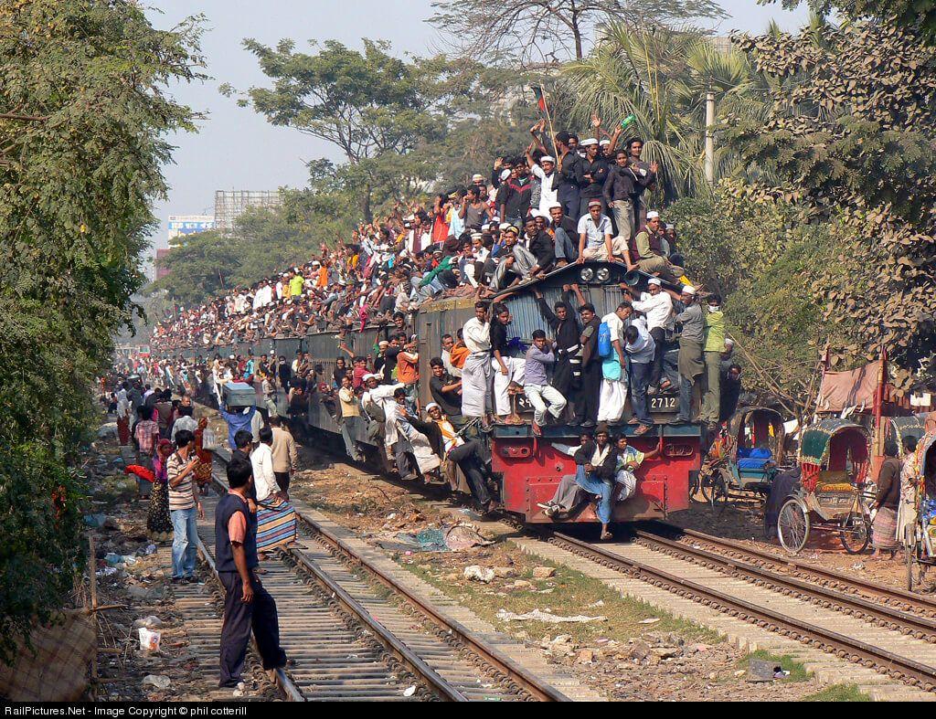 Train Bangladesh