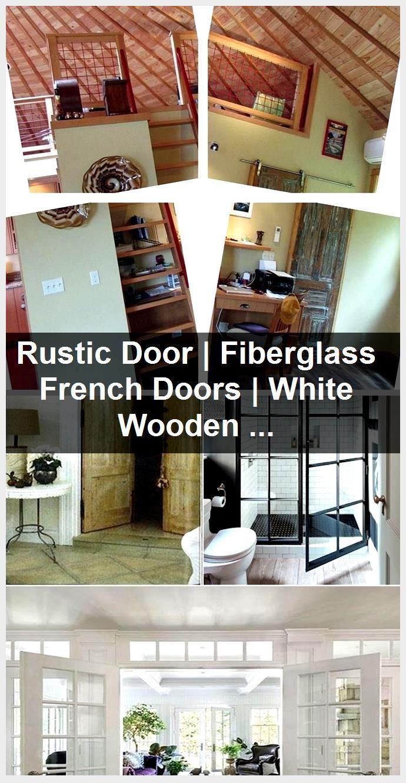 Photo of Rustic Door   Fiberglass French Doors   White Wooden Doors For Sale,  #door #doors #Fiberglas…