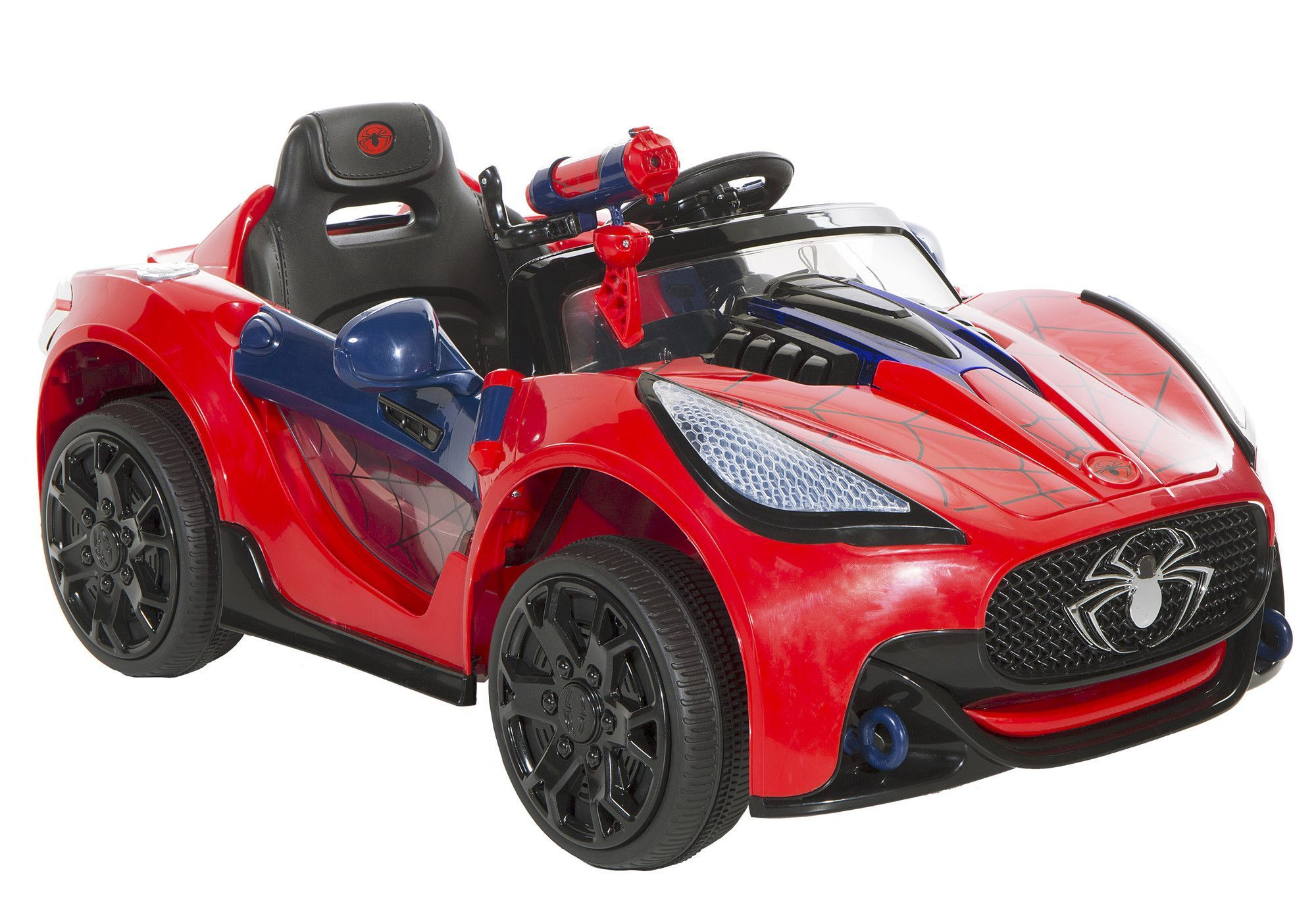 Spider Man 6v Battery Powered Super Car Ride On Toys Super Cars Kids Ride On