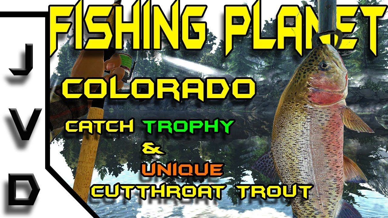 Fishing Planet Colorado Guide | Ep 10 | Catch Trophy and